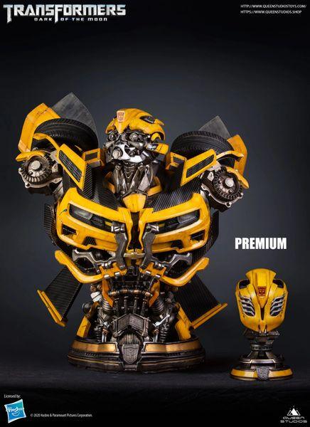 Queen Studios Ultimate Scale Bumblebee Bust (EX ver) - Pre Order ES266 <Procurement Service>