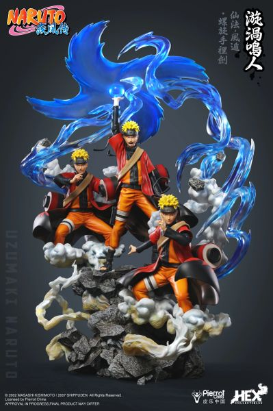 HEX Collectibles 1/8 Naruto (Pre Order) <Procurement Service>