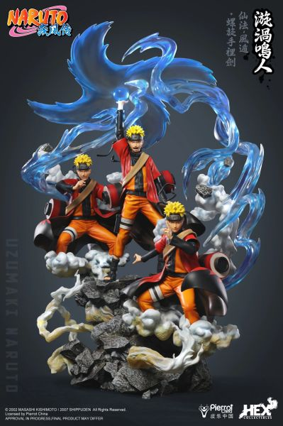 HEX Collectibles 1/8 Uzumaki Naruto (Pre Order) <Procurement Service>
