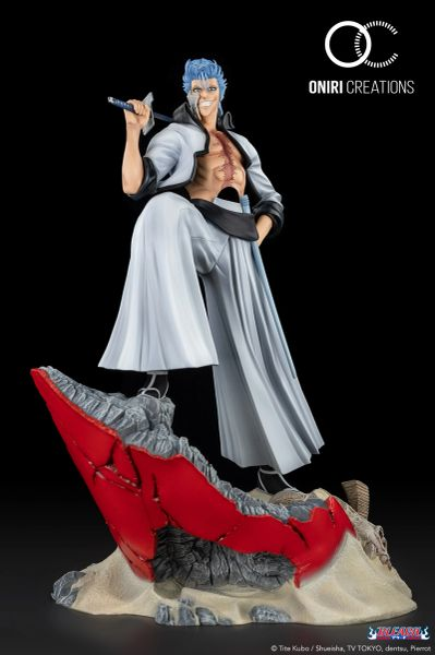 Oniri Creations 1/6 GRIMMJOW JAGGERJACK (Sold out)