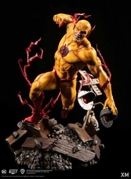 XM 1/6 Reverse-Flash w Metal Plaque before 23rd Nov (Pre Order)