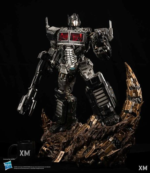XM Nemesis Prime (XM Exclusive) w/ Plaque - Pre Order before 25th Nov