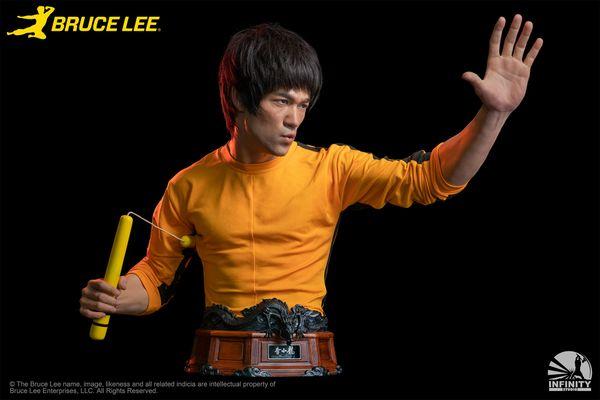 開天工作室 李小龍 Bruce Lee 1/1半身像 - 預定 (Pre Order)