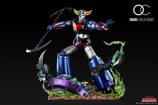 Oniri Creations 1/6 UFO ROBOT GRENDIZER PREMIUM STATUE - Sold out