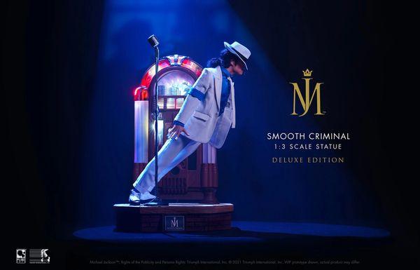 Purearts MICHAEL JACKSON SMOOTH CRIMINAL DELUXE EDITION (Pre Order)