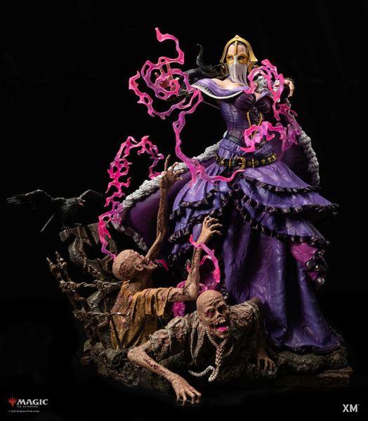 XM 1/4 Magic The Gathering - Liliana Vess w/Plaque (Pre Order)