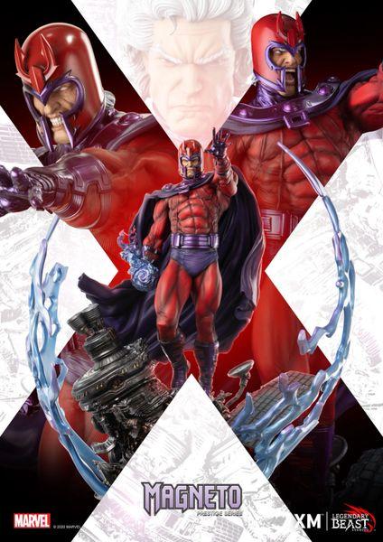 XM/LBX 1/3 Magneto - Prestige Series - Premier Edition ( Sold out)