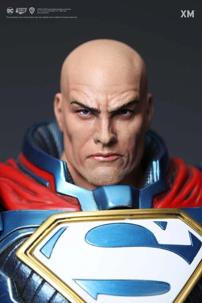 XM 1/6 Lex Luthor - Rebirth w/Plaque (Pre Order)
