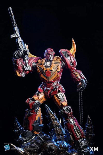 XM 1/10 Rodimus Prime w/ Plaque (Pre Order)