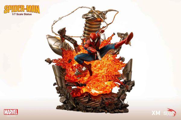 LBS X XM 1/7 Spider-Man (Impact Series) Ver A (Pre Order)
