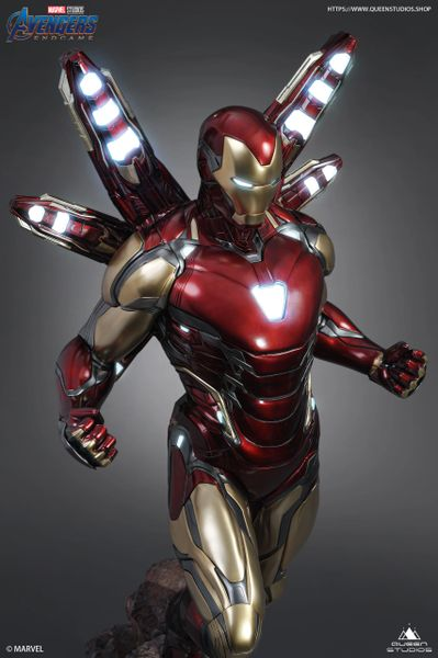 Queen Studios 1/2 Ironman MK 85 Statue _ Sold out