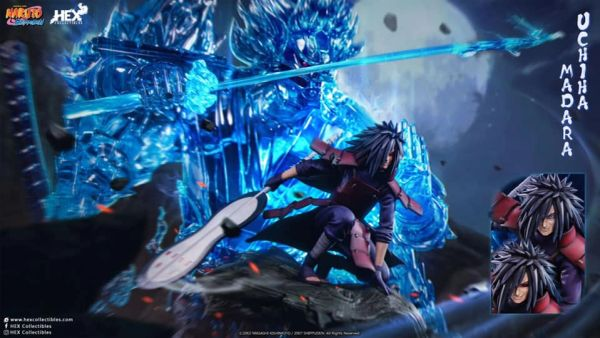 Hex Collectibles 1/8 Uchiha Madara (Sold out)