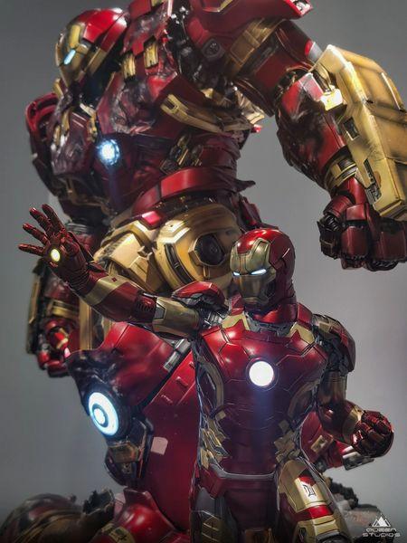 Queens Studio 1/4 Ironman MK 43 (Pre Order)