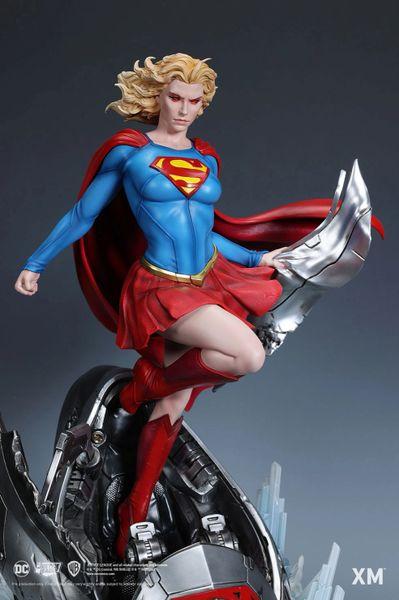 XM 1/4 Supergirl w/plaque (Pre Order) <Procurement Service>