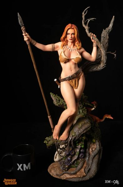 XM 1/4 Jungle Queen (Pre Order) - < don't show your wife >