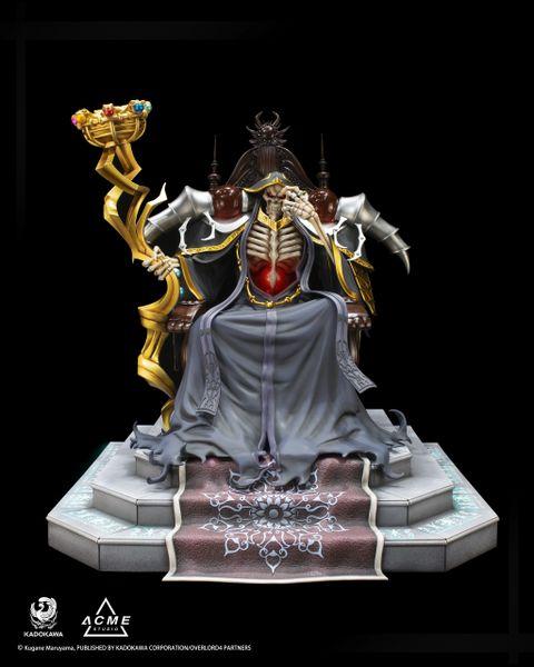 Kadokawa Overlord 1/4 Ainz Ooal Gown (Pre Order) ES 128