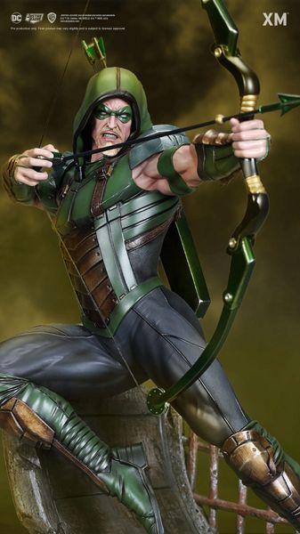 XM 1/6 Green Arrow - Rebirth w/Plaque (Pre Order)