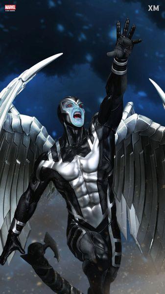 XM 1/4 Archangel (X-Force) - Ver B w/plaque (Pre Order)