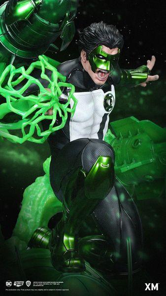 XM 1/4 DC Green Lantern - Kyle Rayner (Pre Order)