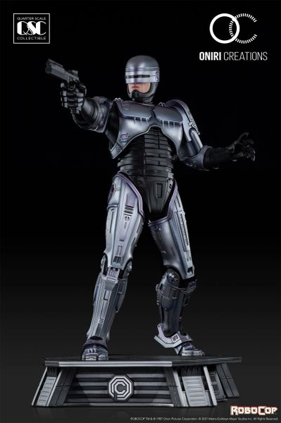 Oniri Creations 1/4 ROBOCOP - Sold out