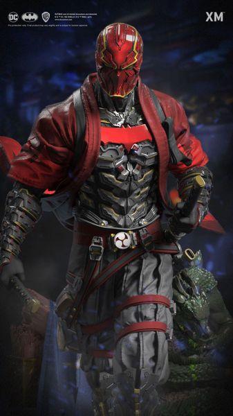 XM 1/4 Red Hood - Samurai Series (Pre Order)