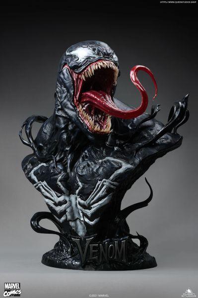 Queens 1/1 Venom Bust (Pre Order)