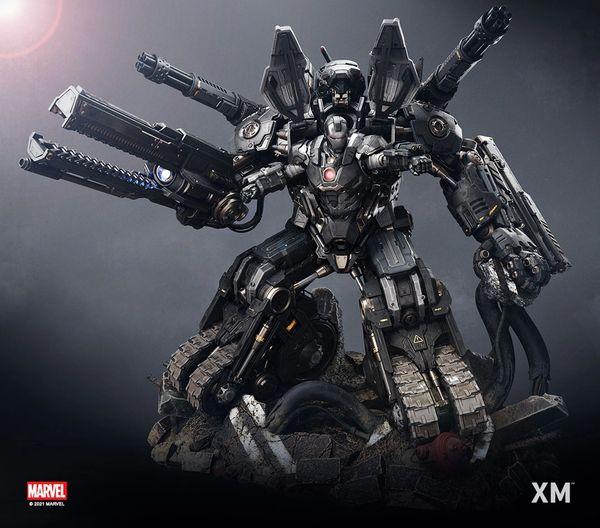 XM 1/4 War Machine (XM 'War Tank' Exclusive) Ver A (Pre Order)
