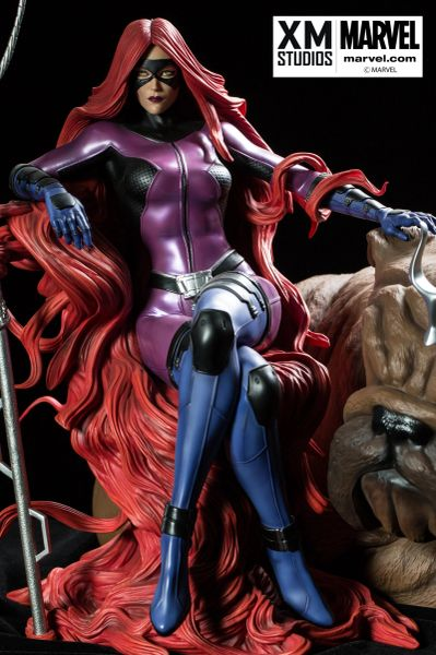 PREMIUM COLLECTIBLES: MEDUSA STATUE (COMICS VERSION) - Sold Out