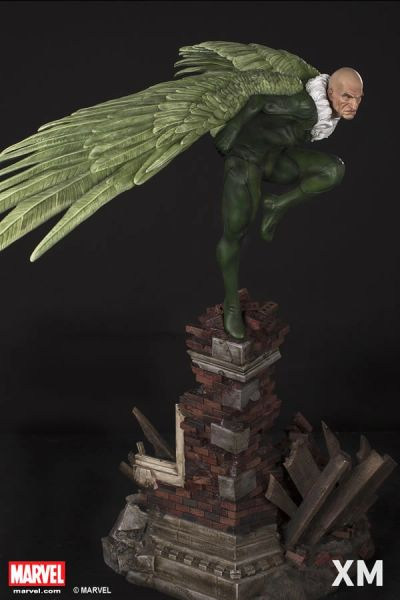 PREMIUM COLLECTIBLES : VULTURE STATUE ¼ SCALE (COMICS VERSION) (Price in HKD)