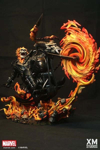 XMS STGCC 2015 Limited 1/4 Ghost Rider - Sold Out