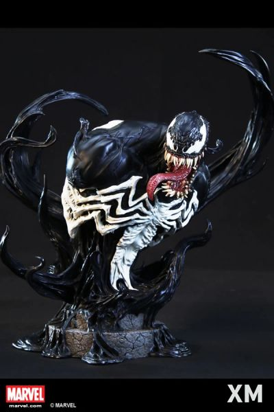 PREMIUM COLLECTIBLES: VENOM BUST (XM EXCLUSIVE) - <Procurement Service> (Sold Out)