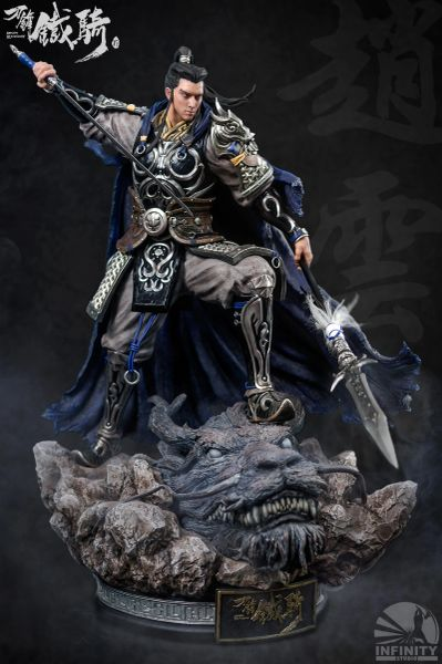 开天工作室 刀锋铁骑 三国 赵云 Iron Knight Three Kingdoms ZhaoYun - Sold out