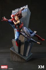 XM 1/4 Mary Jane & Spider-man <Price in HKD>