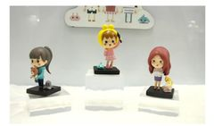Webtoon Female Employees of Game Company