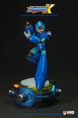 HMO Megaman X Blue (Pre Order) <Price in HKD>