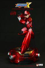 HMO Megaman X Red Limited (Pre Order) <Price in HKD>