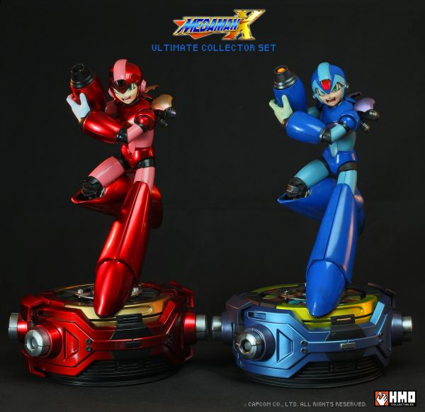 HMO Megaman X Ultimate Set (Pre Order) <Sold out>
