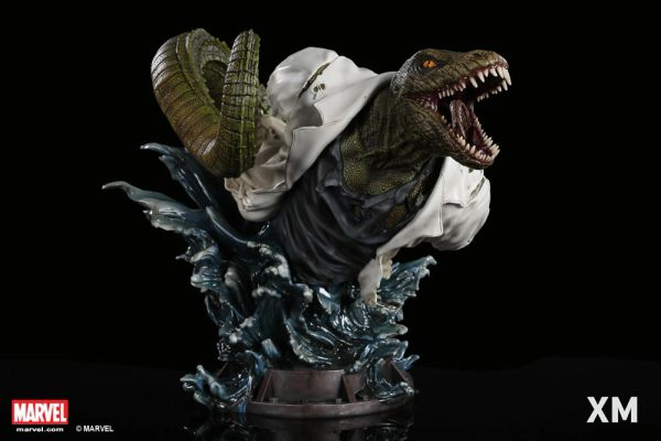 XM 1/4 Exclusive LIZARD BUST