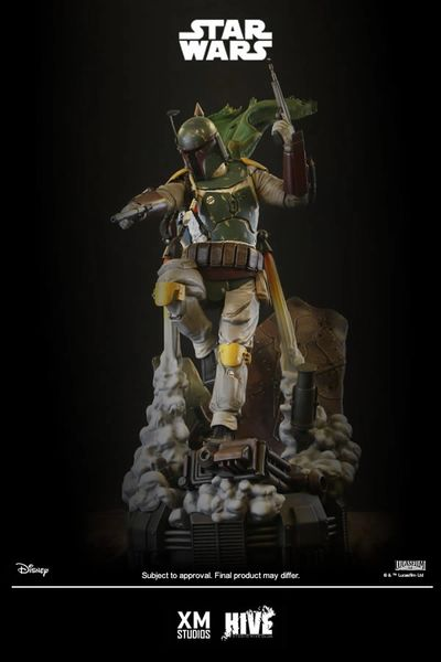 XM Limited 1/4 Boba Fett (Imported) <Price in HKD>