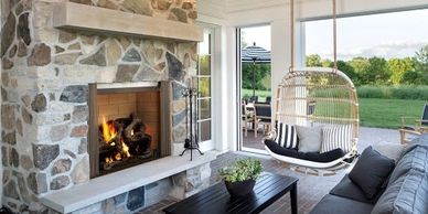 outdoor fireplace outdoor wood fireplace wood fireplace Bobcaygeon outdoor fireplace