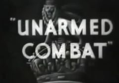Unarmed Combat British Homeguard Training Film from 1941