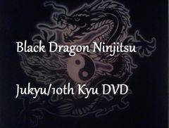 10th Kyu Video Black Dragon Ninjitsu Home Study Course