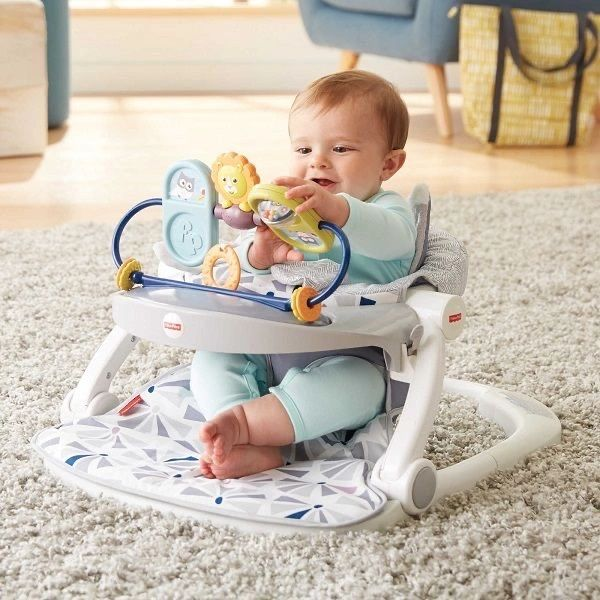 ♥ Play Time! Baby bouncers and rockers are an excellent way to keep your baby entertained, active and happy for hours.