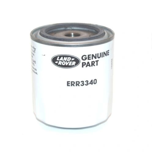 GENUINE LAND ROVER DISCOVERY, DEFENDER, RANGE ROVER ENGINE OIL FILTER ERR3340