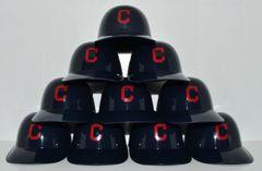 Cleveland Indians (10) Ice Cream Sundae Helmets (free shipping)