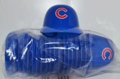 Chicago Cubs (20) Ice Cream Sundae Helmets (free shipping)