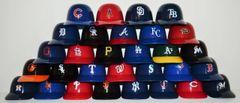Complete Set (30) MLB Sundae Helmets (free shipping)