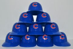 Chicago Cubs (10) Ice Cream Sundae Helmets (free shipping)