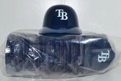 Tampa Bay Rays (20) Ice Cream Sundae Helmets (free shipping)