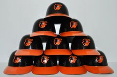 Baltimore Orioles (10) Ice Cream Sundae Helmets (free shipping)